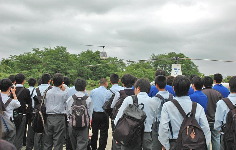 帝京大学カレッジインターンシップ3