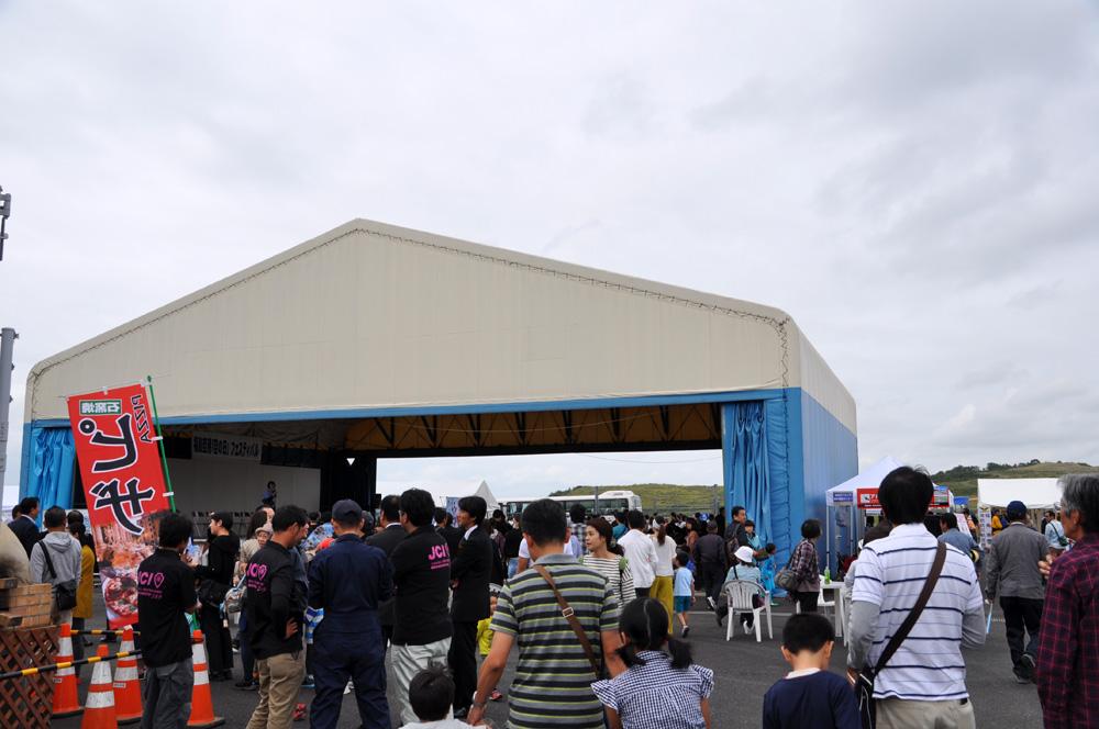 福島空港空の日フェスティバル1