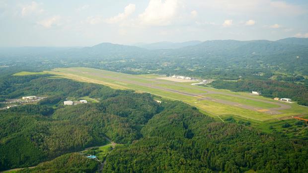 福島空港運航所