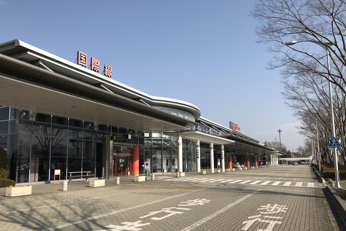 福島空港1