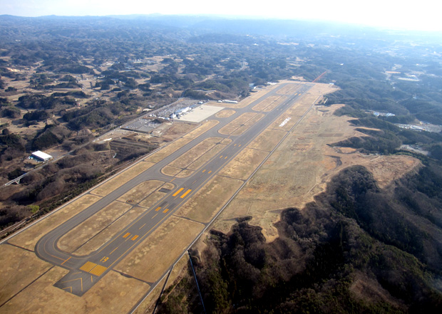 エアラインパイロットを養成するアルファーアビエィション福島運航所