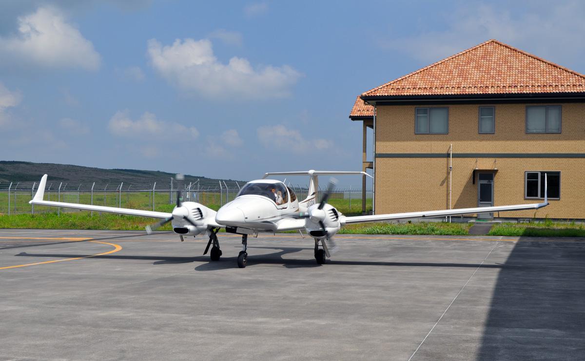 計器飛行訓練11